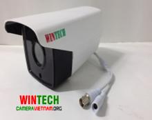 Camera AHD WinTech  WTC-T301 độ phân giải 1.0 MP